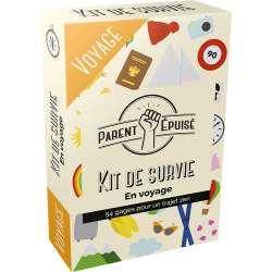 Parent Épuisé : Kit de Survie Voyage