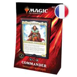 MTG Commander 2019 : Deck Intellect Mystique FR