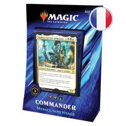 MTG Commander 2019 : Deck Menace Sans Visage FR