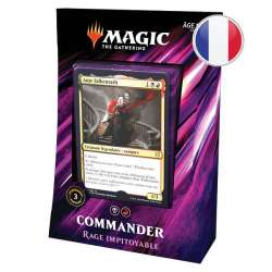 MTG Commander 2019 : Deck Rage Impitoyable FR