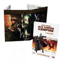 SW Aux Confins de l'Empire : Le Kit du Maître de Jeu (Ecran)