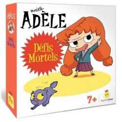 Mortelle Adèle - Défis Mortels