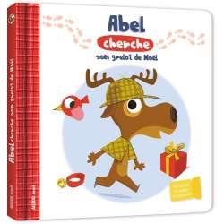 Abel cherche son grelot de Noël