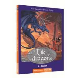 L'île aux dragons - Tome 1