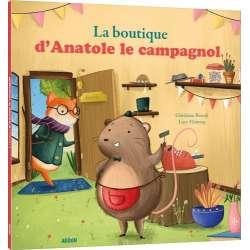 La boutique d'Anatole le campagnol