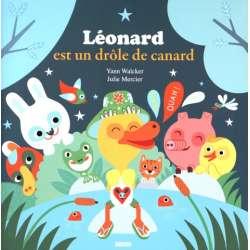 Léonard est un drôle de canard