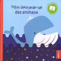 Mon livre pop-up des animaux