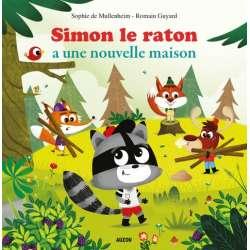 Simon le raton a une nouvelle maison