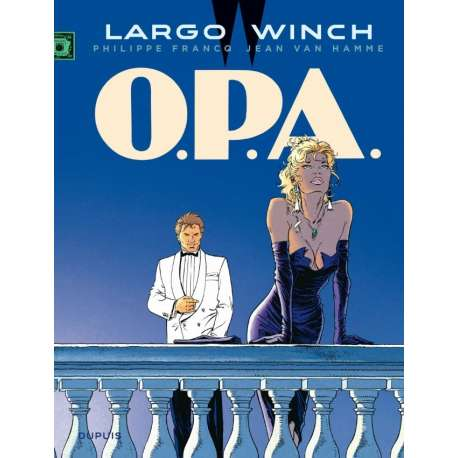 Largo Winch - Tome 3 - O.P.A.