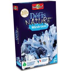 Défis Nature - Minéraux