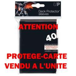 Protège-cartes ULTRA-PRO 89x127mm (Commander)