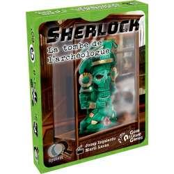 Sherlock - Q System : La Tombe de l'Archéologue