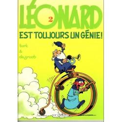 Léonard - Tome 2 - Léonard est toujours un Génie