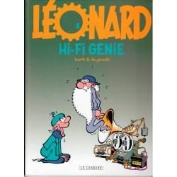 Léonard - Tome 4 - Hi-Fi Génie