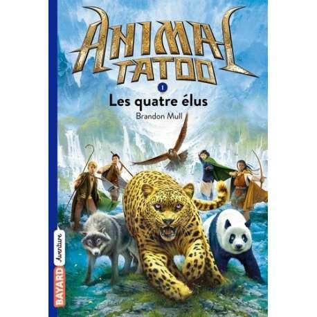 Animal Tatoo - Tome 1
