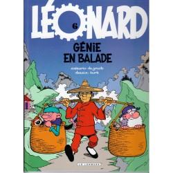 Léonard - Tome 6 - Génie en balade
