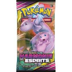 Booster Pokémon SL11 - Harmonie des esprits