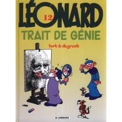 Léonard - Tome 12 - Trait de génie