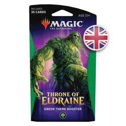 MTG Le Trône d'Eldraine : Booster à Thème Vert EN