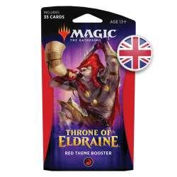 MTG Le Trône d'Eldraine : Booster à Thème Rouge EN
