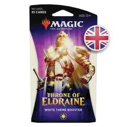 MTG Le Trône d'Eldraine : Booster à Thème Blanc EN