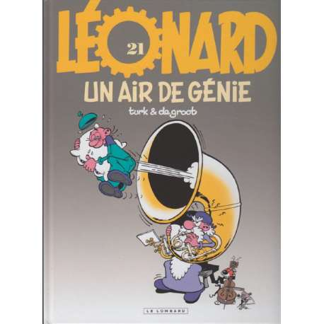 Léonard - Tome 21 - Un air de génie