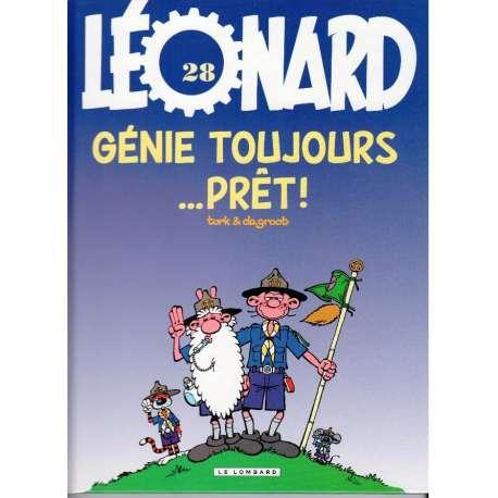 Léonard - Tome 28 - Génie toujours... Prêt !