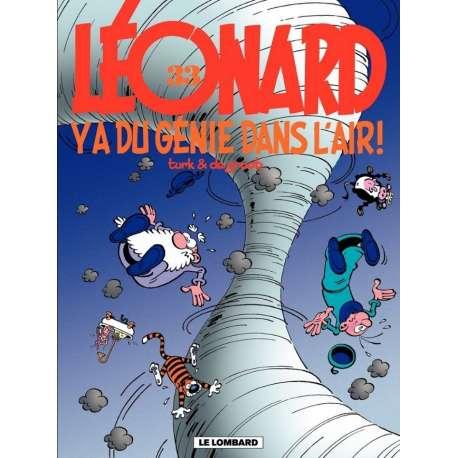 Léonard - Tome 33 - Y a du génie dans l'air!