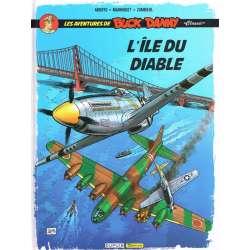 """Buck Danny Classic"""" - Tome 4 - L'île du diable"""""""