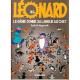 Léonard - Tome 35 - Le génie donne sa langue au chat