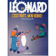 Léonard - Tome 37 - C'est parti, mon génie!