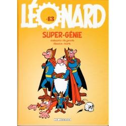 Léonard - Tome 43 - Super-génie