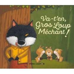 Va-t'en, Gros Loup Méchant ! - Album