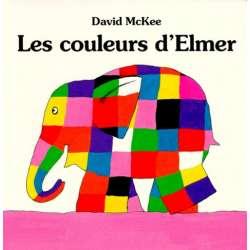 Les couleurs d'Elmer - Album