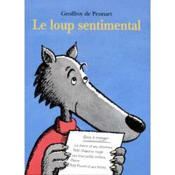 Le loup sentimental - Album