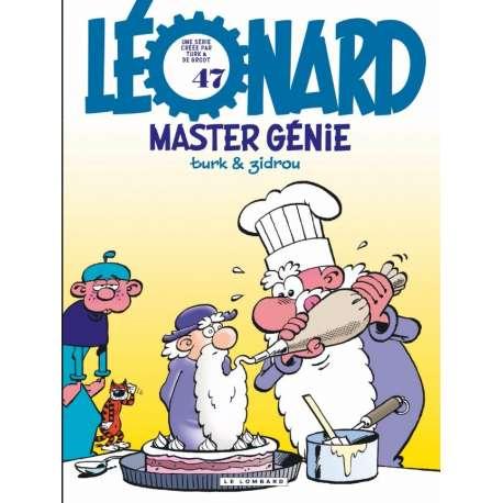 Léonard - Tome 47 - Master génie