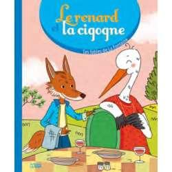 Le renard et la cigogne - Album