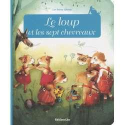 Le loup et les sept chevreaux - Album