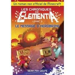 Les chroniques de Elementia - Tome 3