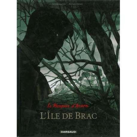 Marquis d'Anaon (Le) - Tome 1 - L'île de Brac