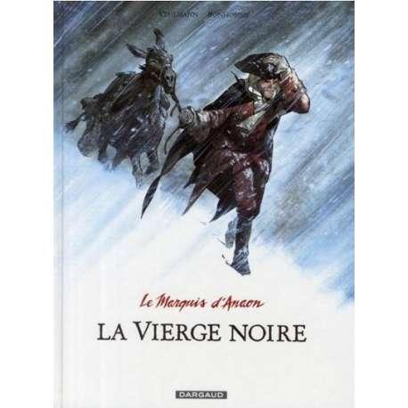 Marquis d'Anaon (Le) - Tome 2 - La vierge noire