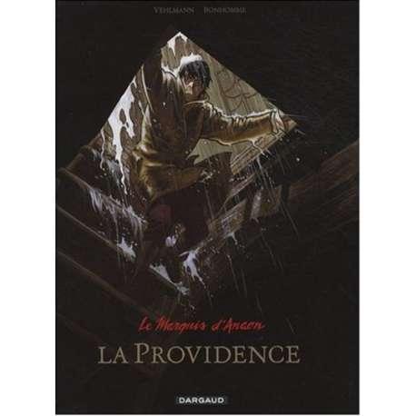 Marquis d'Anaon (Le) - Tome 3 - La providence