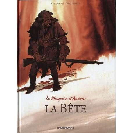 Marquis d'Anaon (Le) - Tome 4 - La bête
