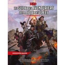 Dungeons & Dragons : Le Guide des Aventuriers de la Côte des Epées
