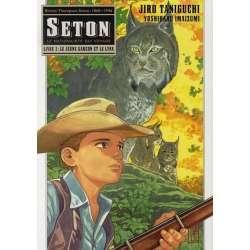 Seton - Tome 2 - Le jeune garçon et le lynx