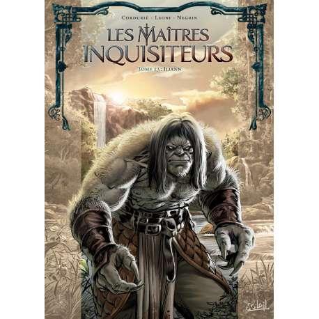 Maîtres Inquisiteurs (Les) - Tome 13 - Iliann