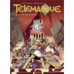 Télémaque (Toussaint/Ruiz) - Tome 3 - La cité des hommes