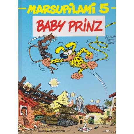 Marsupilami - Tome 5 - Baby Prinz