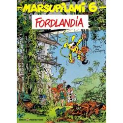 Marsupilami - Tome 6 - Fordlandia