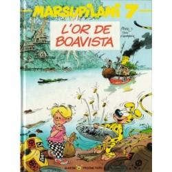 Marsupilami - Tome 7 - L'or de Boavista